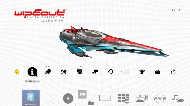 U4get PS4 遊戲《 WipEout Omega Collection 》6 月 6 日開售 遊戲 遊戲動漫  遊戲 WipEout Omega Collection PS4