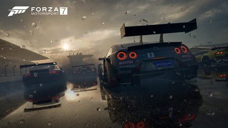 Forza 7 Other Side of the Storm 4K