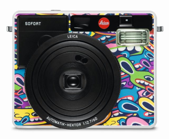 Leica sofort 'LimoLand by Jean Pigozzi' front