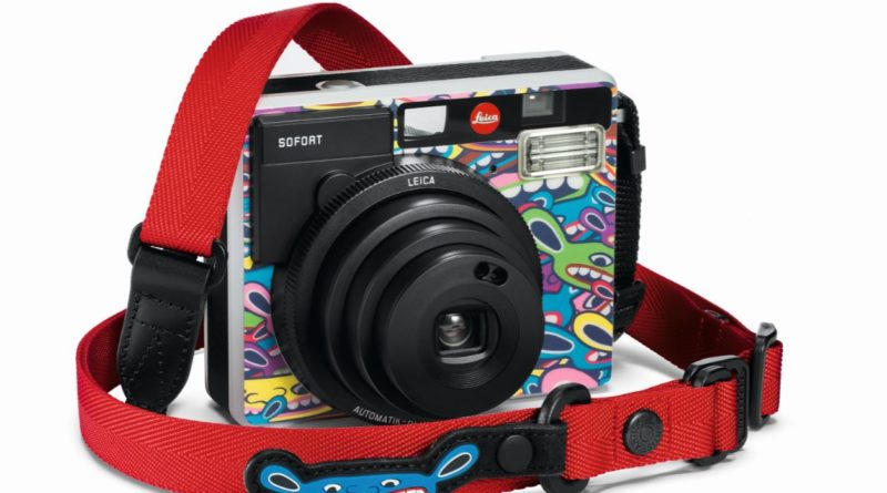 Leica sofort 'LimoLand by Jean Pigozzi' with strap