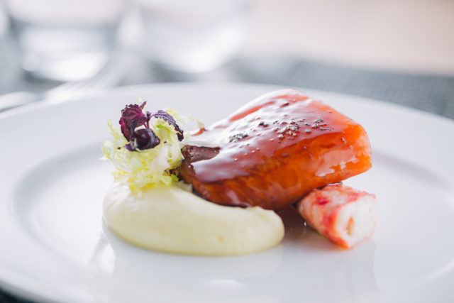 02 Salmon and crab Teriaky -fine-tuned