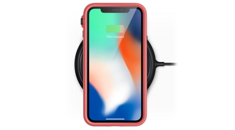 Catalyst 軍規防撞 iPhone X 保護殼  Apple Watch Series 3 都有份