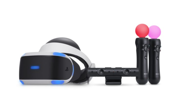 PS VR All-In-One Pack