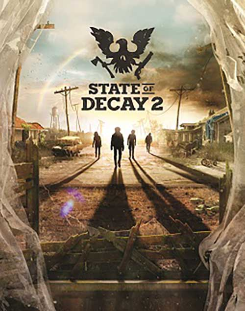 State of Decay Vertical Small