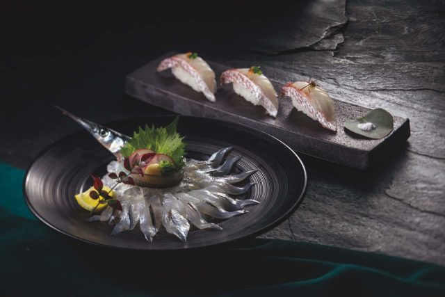 Half Beak Sashimi_ Sea Bream Sushi