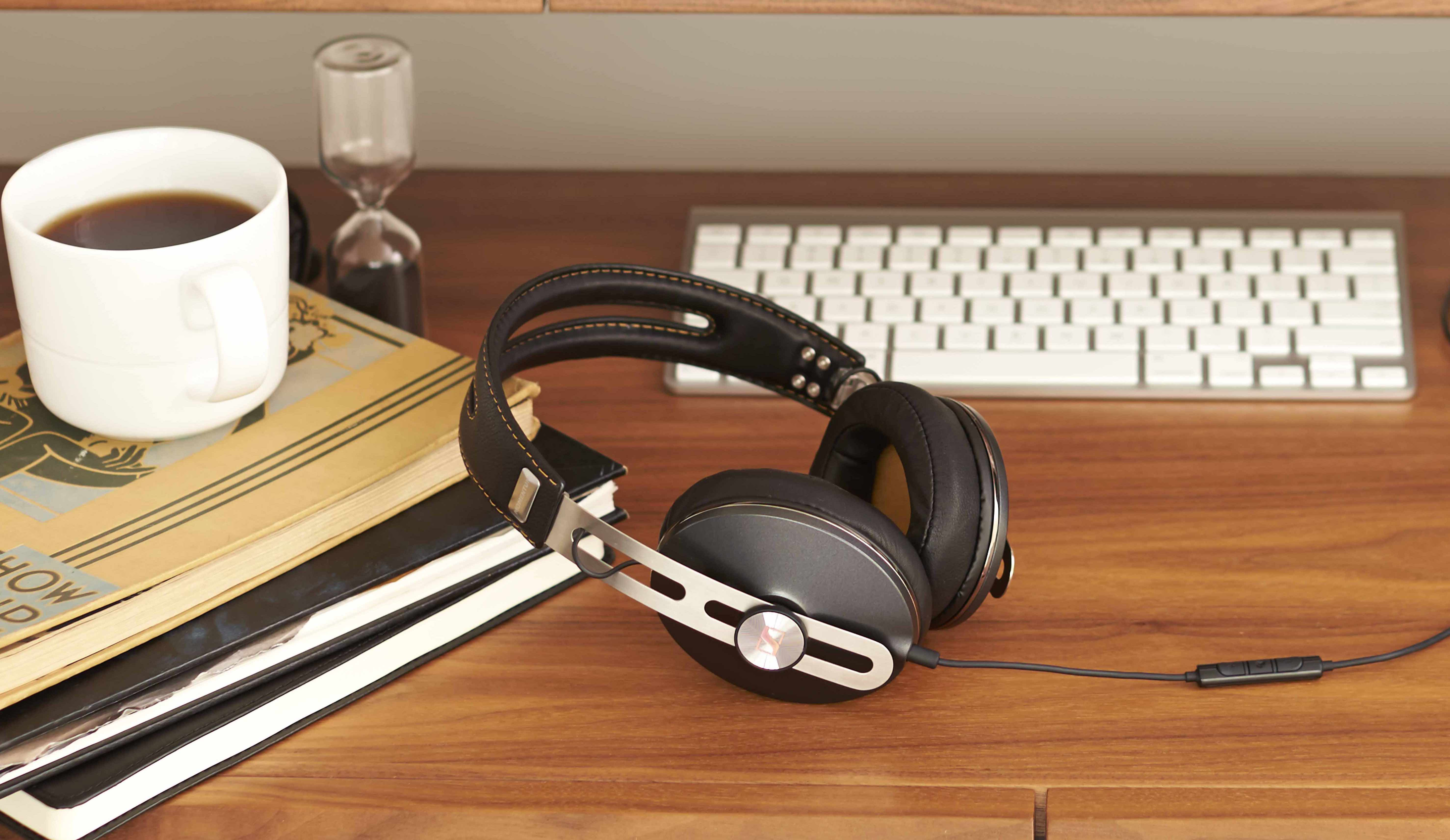 更輕更靚聲 進化第二代 Sennheiser Momentum 耳機