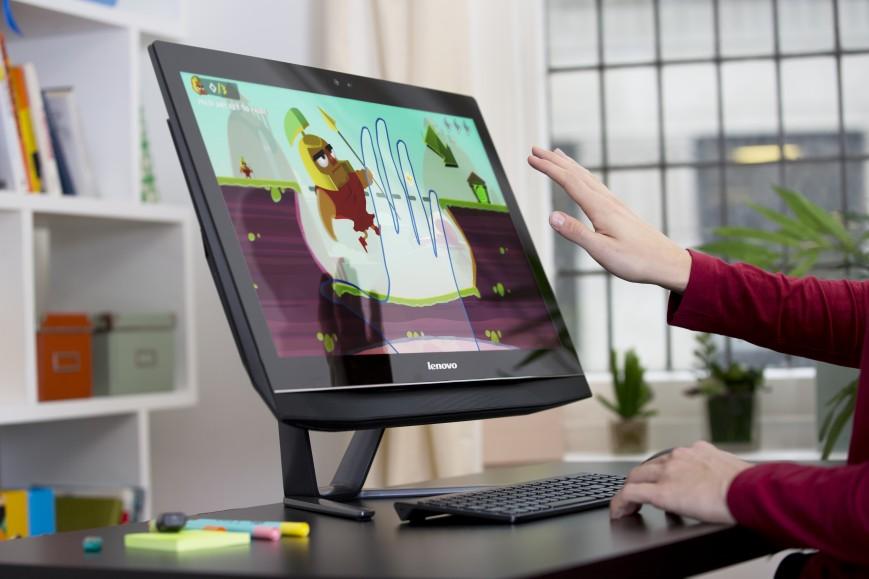電腦當kinect用 Lenovo B50 一體式desktop