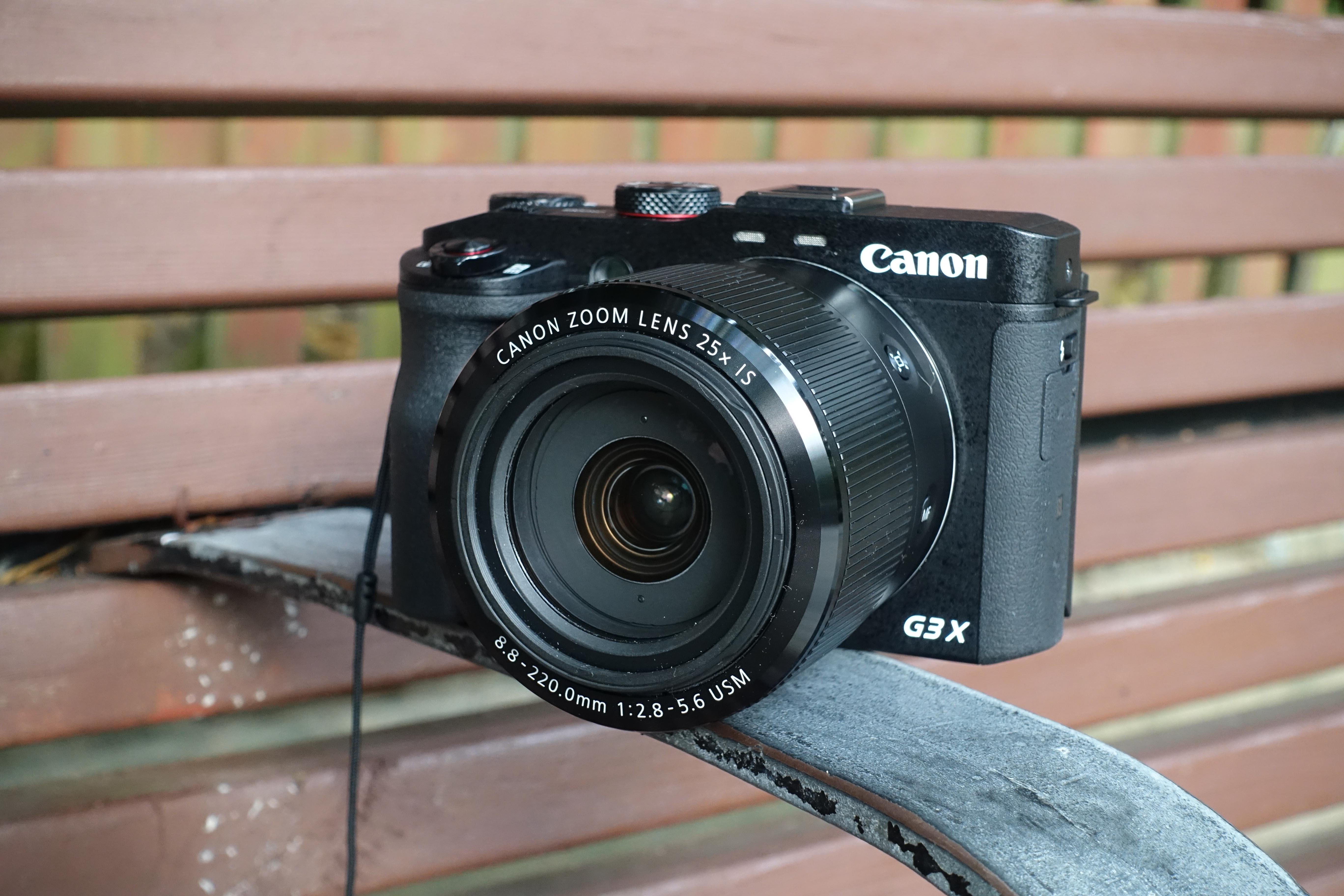 專業與天涯機混合體   Canon PowerShot G3 X 上手實試