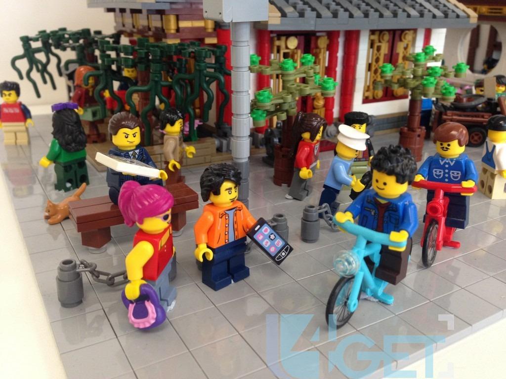 動漫電玩節   LEGO 玩盡全球節日