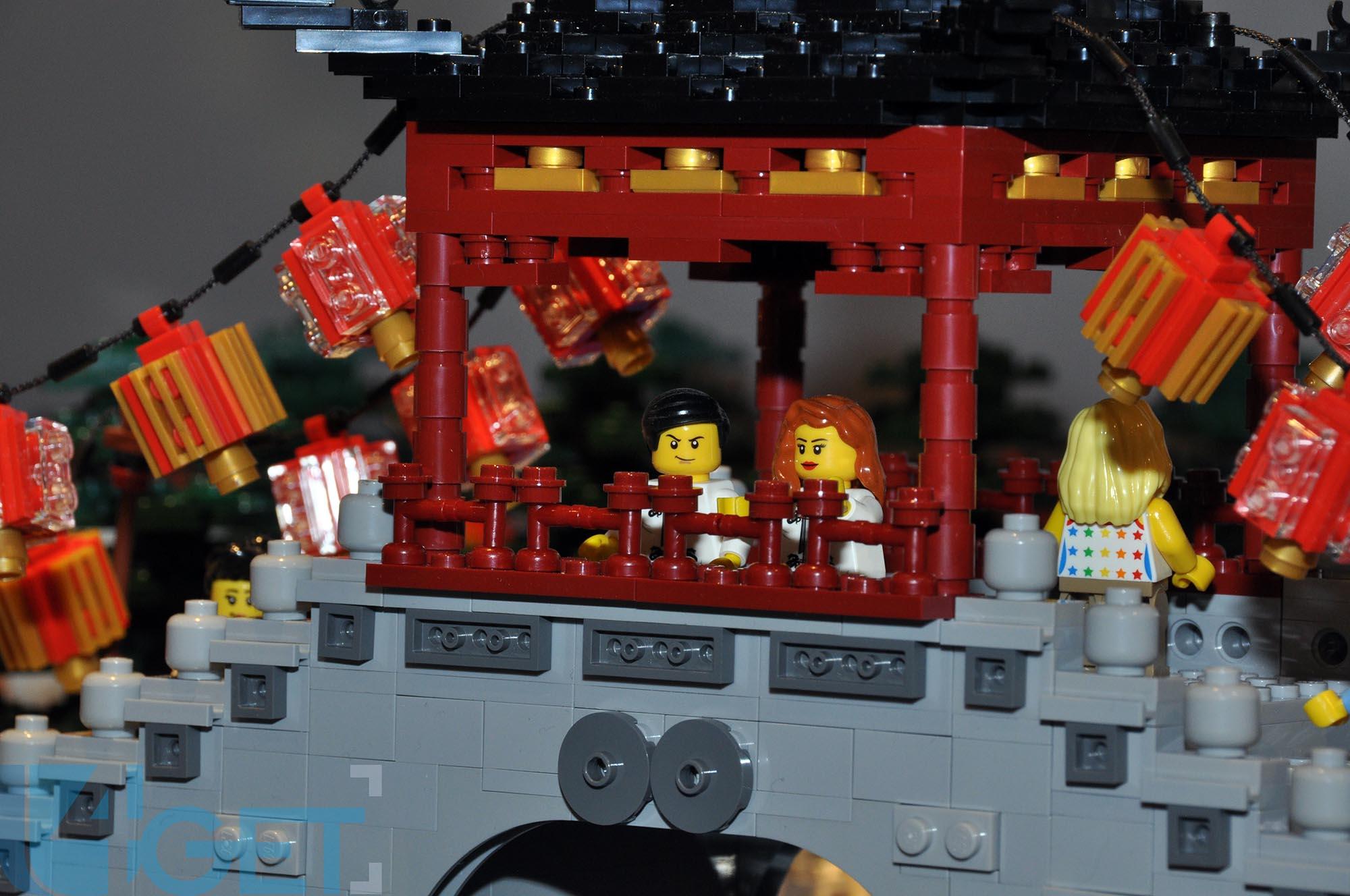 〔動漫節2015攻略〕30000粒 LEGO 砌出元宵節