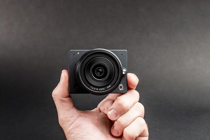 換鏡兼拍4K  最強運動攝錄機 E1 Camera
