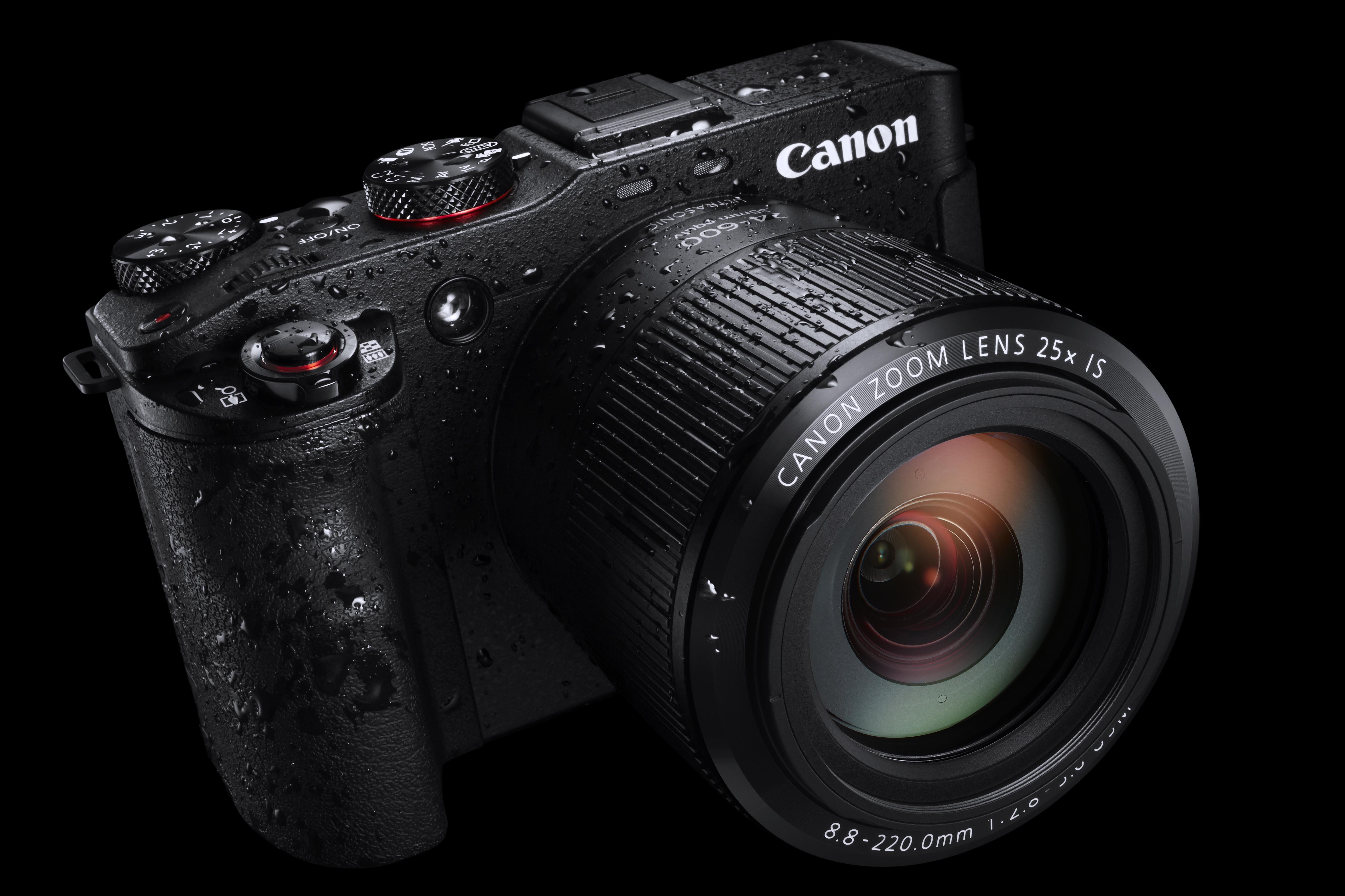 植入高階鏡頭機身 Canon G3 X 賣$6,980