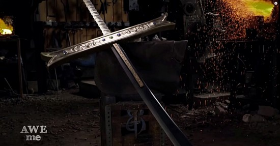神器實體化 打造One Piece最強黑刀