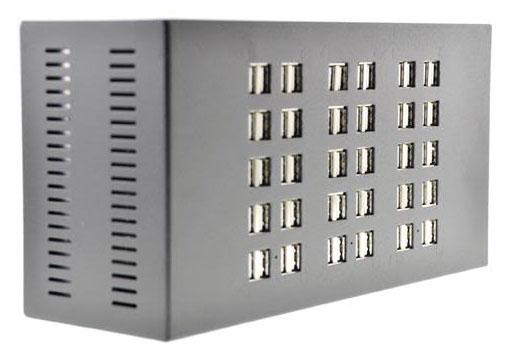 10個USB都未夠?| 60頭 Super USB Charge Station 幫到你