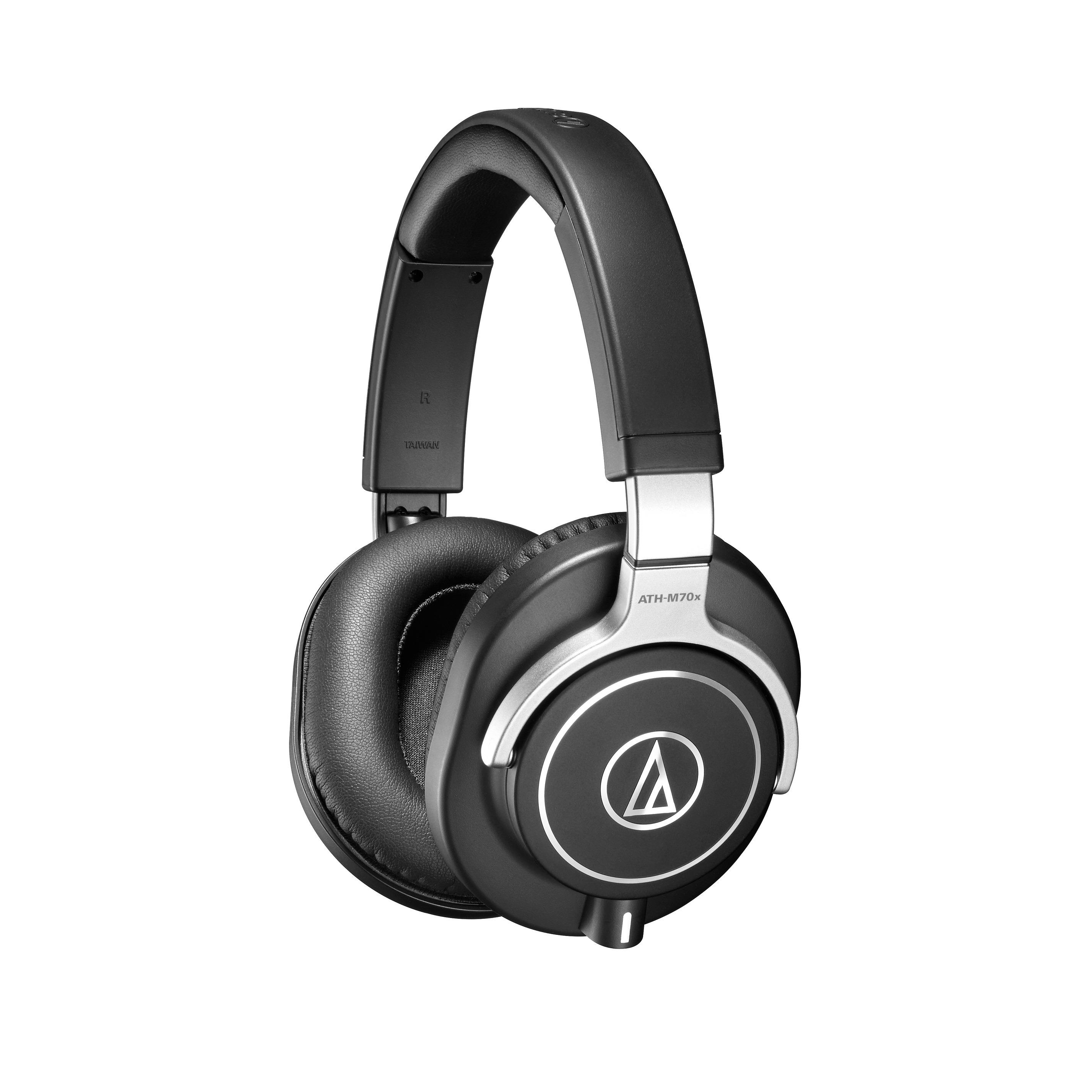 稀土+銅包鋁線圈 audio-technica 推專業耳筒