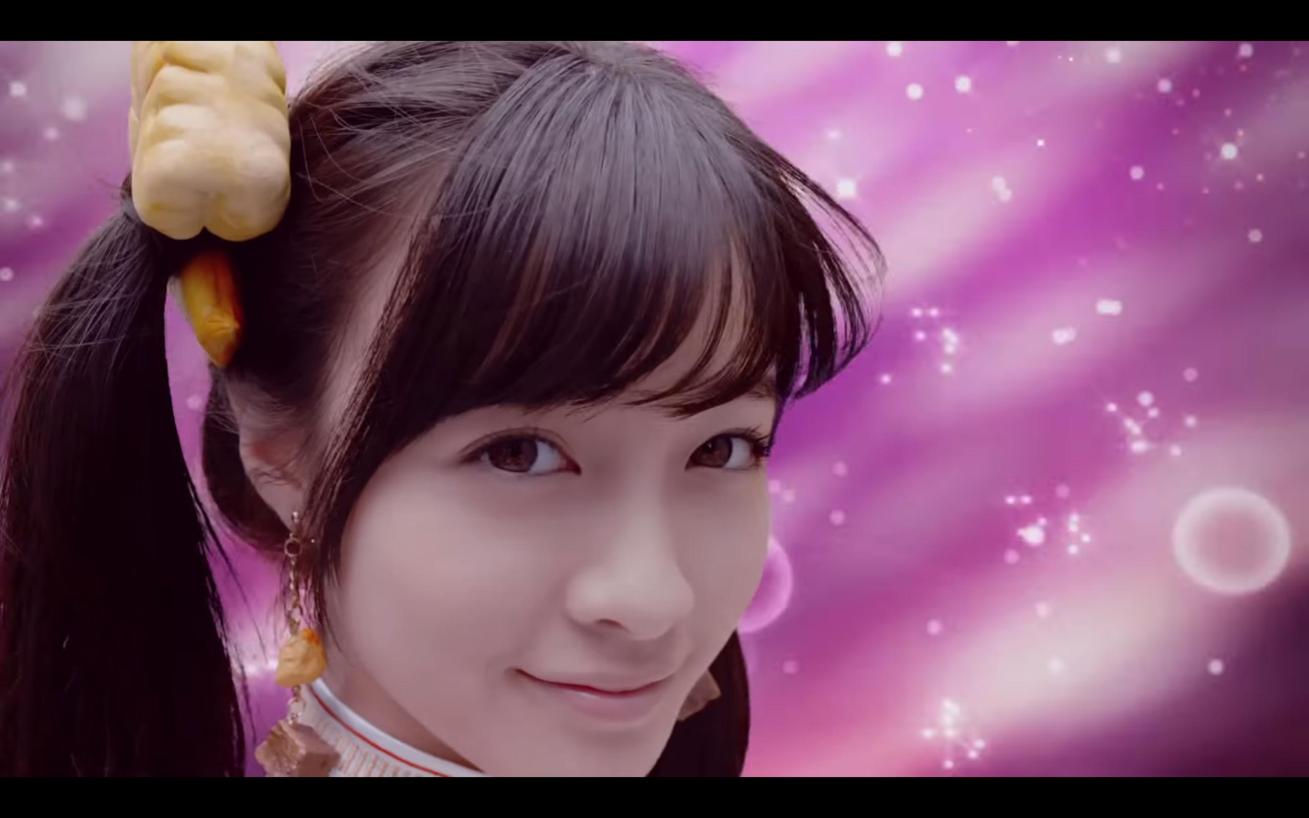 絕世日系美少女「 橋本環奈 」杯麵新廣告