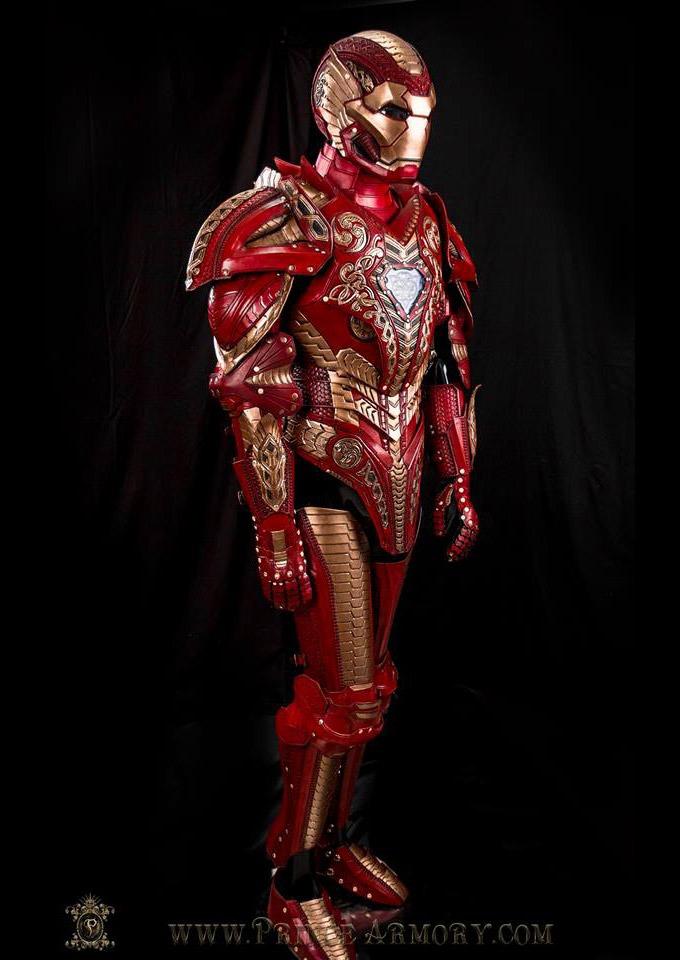 1:1皮革版 Iron Man