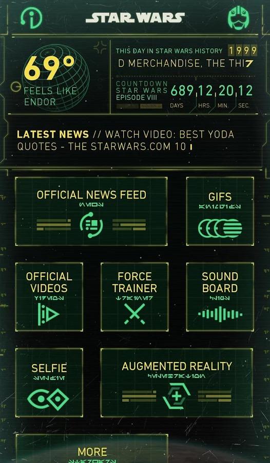 星戰迷必備 Star Wars 官方資訊在手中