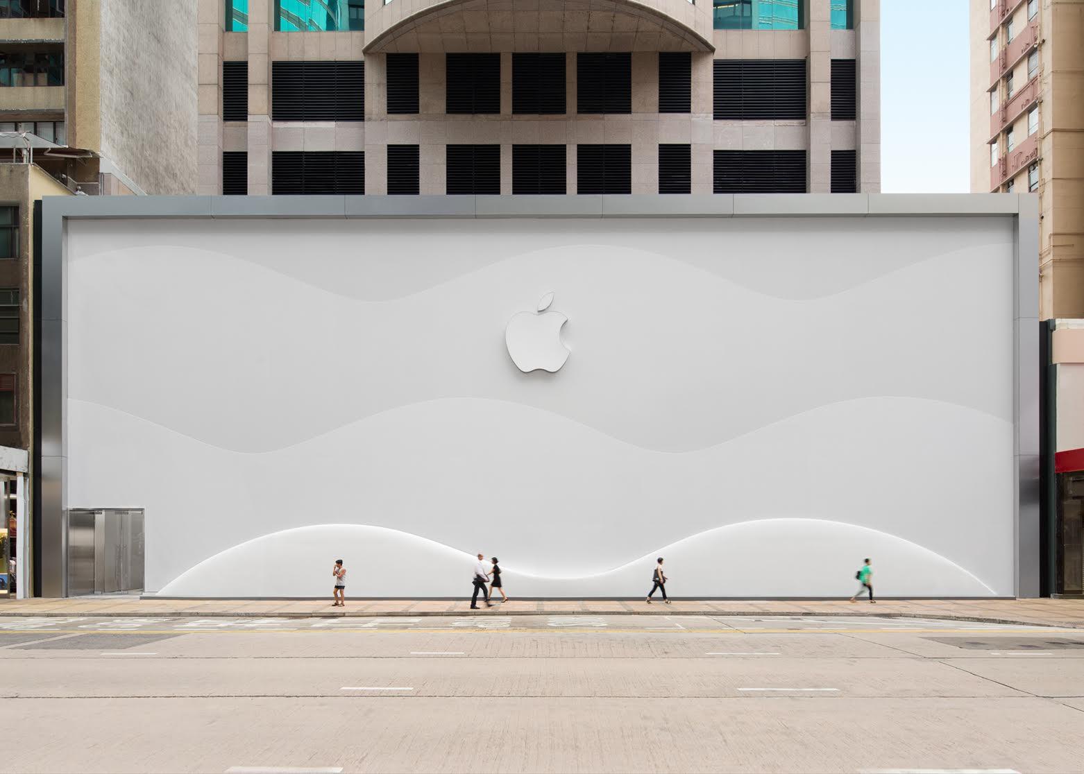 7月30日尖沙咀Apple Store開幕|果迷準備搶紀念T-Shirt