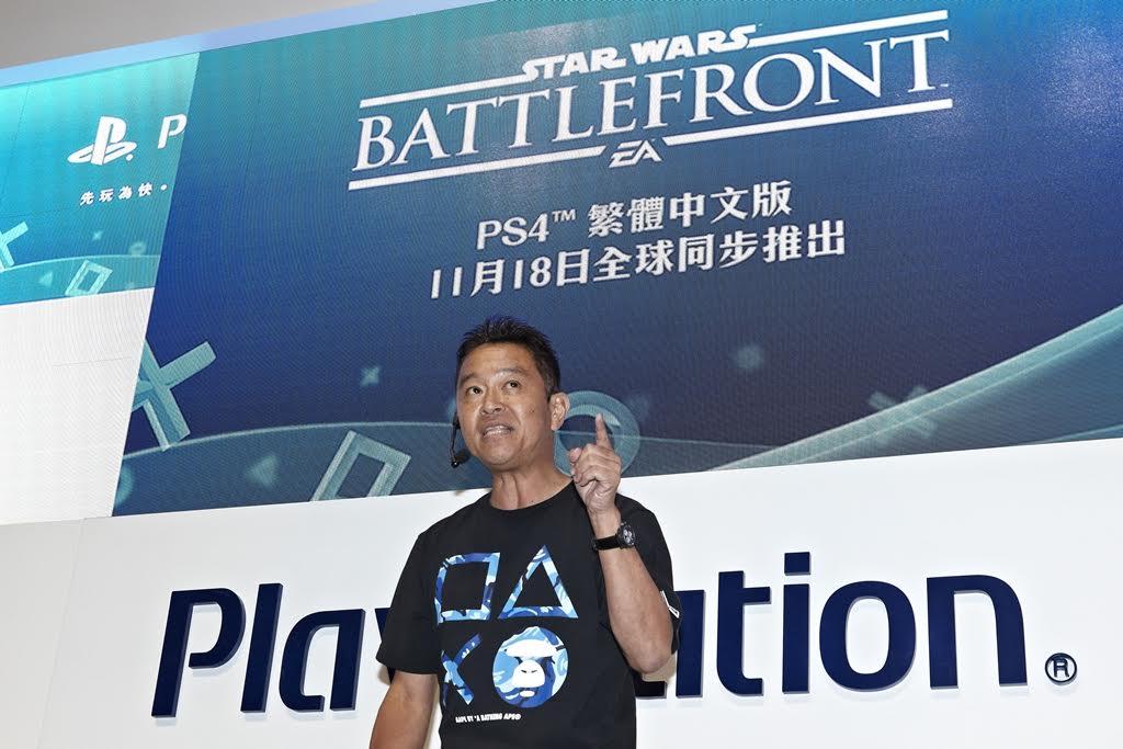 Sony強攻中文市場  六大新作中文化確定