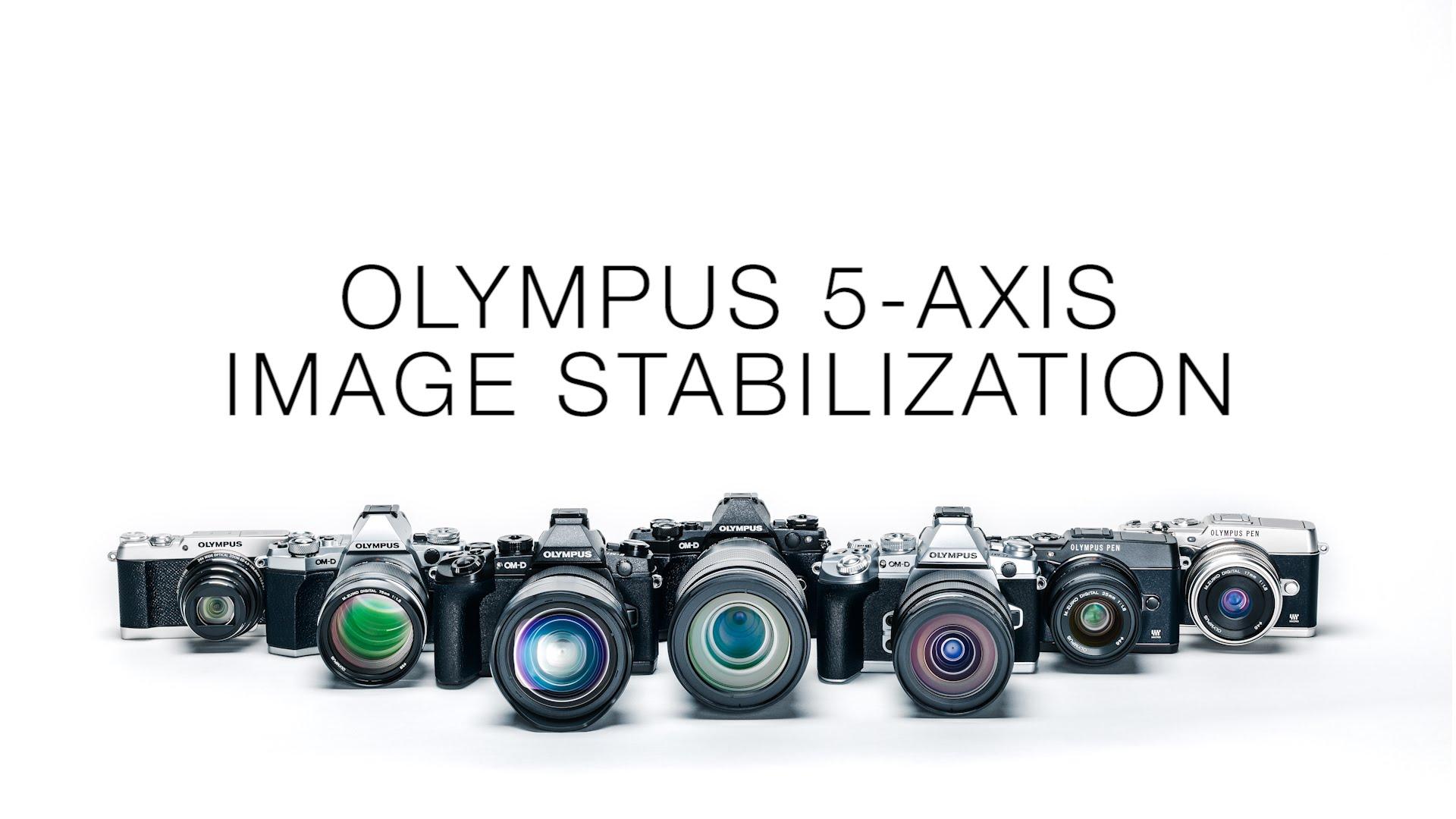 Olympus 五軸防震廣告 |識睇一定睇回應