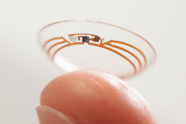 Google 智慧型隱形眼鏡 即將面世?