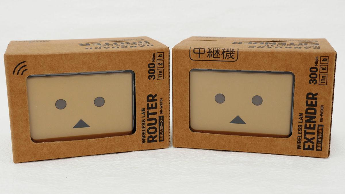 〔  日本購物 〕超可愛《 四葉妹妹 》 紙箱人 router  女士們最like