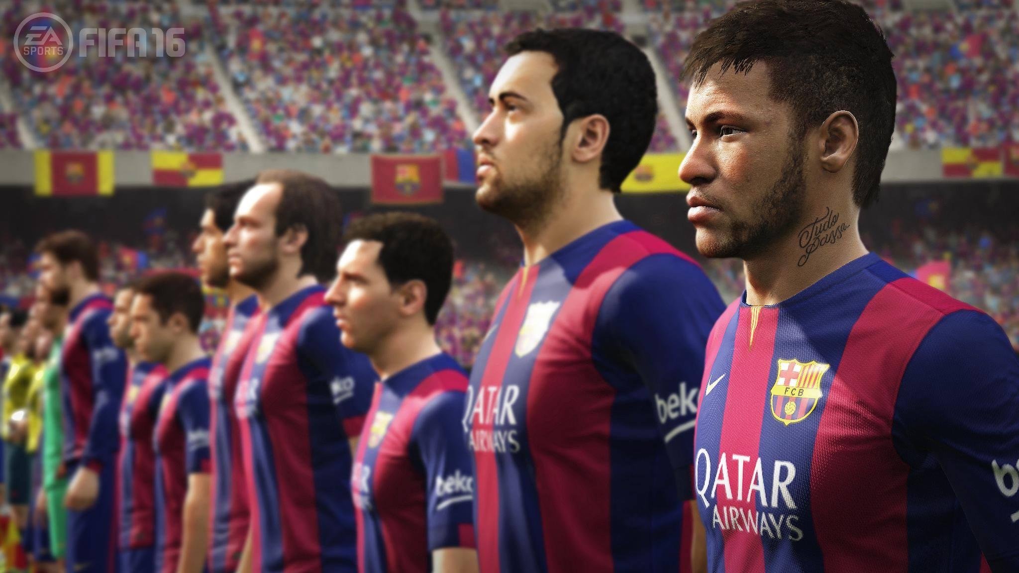 免費內容豐富| FIFA16 Demo 9月8日上市