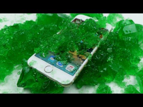 不用火攻 改用冷攻 | iPhone 6 入雪櫃10小時