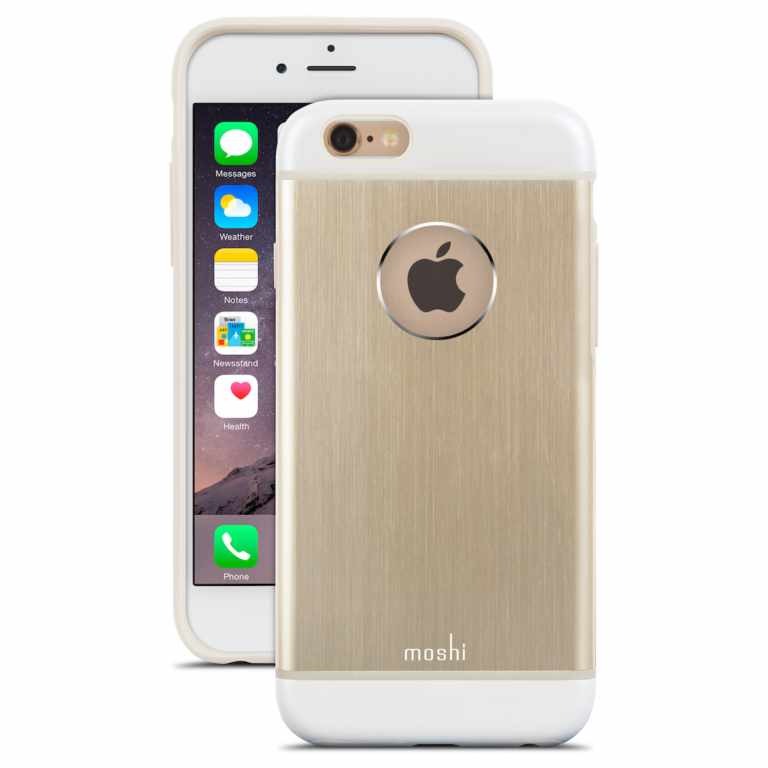 iPhone 6 超薄鋁製機殻 Moshi iGlaze Armour