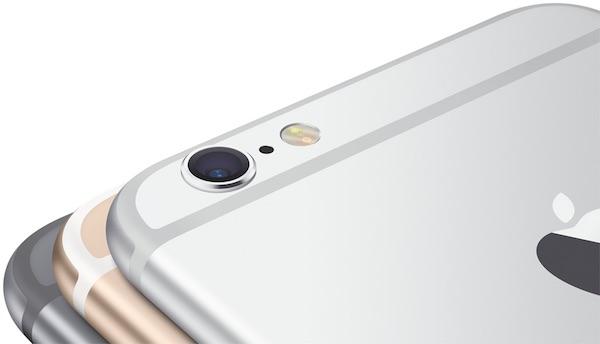 iPhone 6s 加大感光元件? 低光影相更穩陣