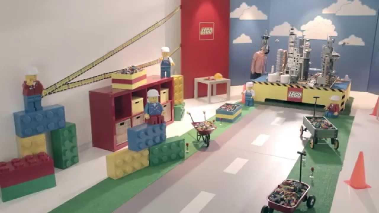 用LEGO砌50年後的未來  你和孩子的期望相同嗎?