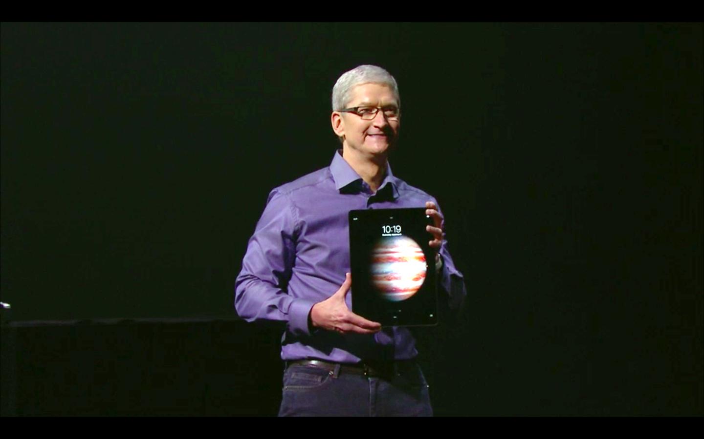 iPad Pro 現身  799美金入門 |配埋Apple Pencil繪圖最強