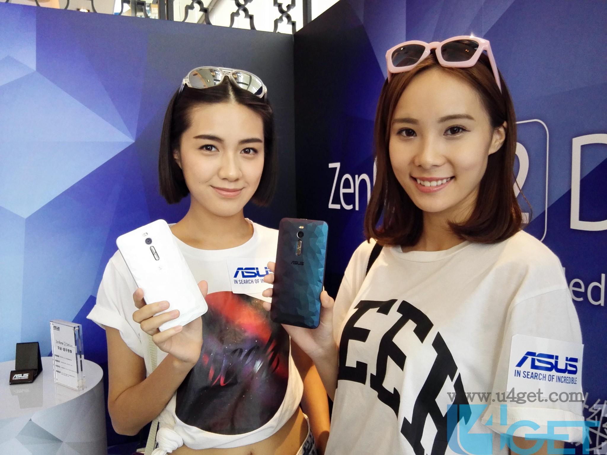 ASUS三機齊發 | ZenFone 2 Deluxe 繼續用Atom