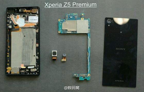 Sony Z5散熱膏加散熱管  洗底減手機「熱情」?
