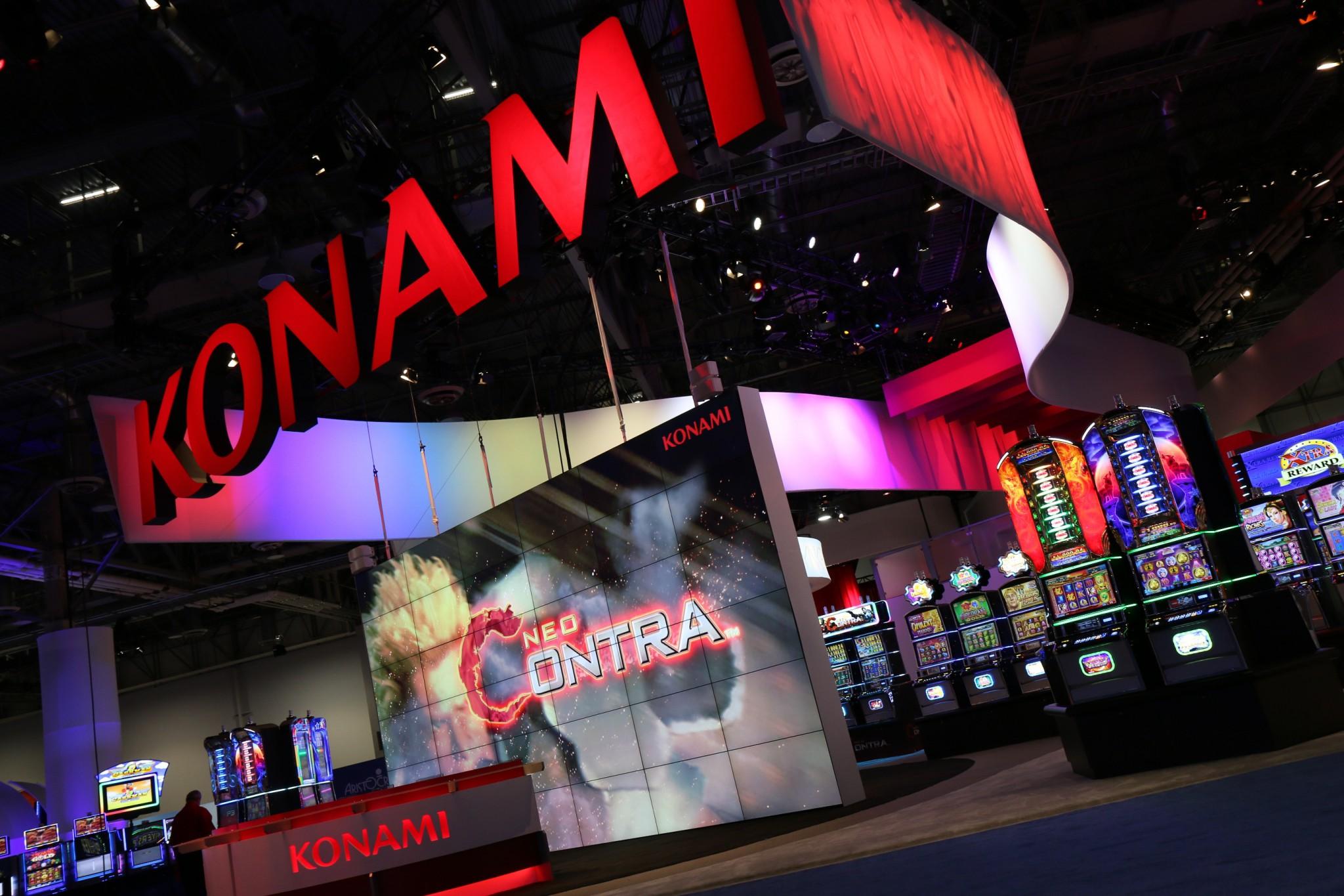 轉攻手機市場   Konami 停止開發出名家game