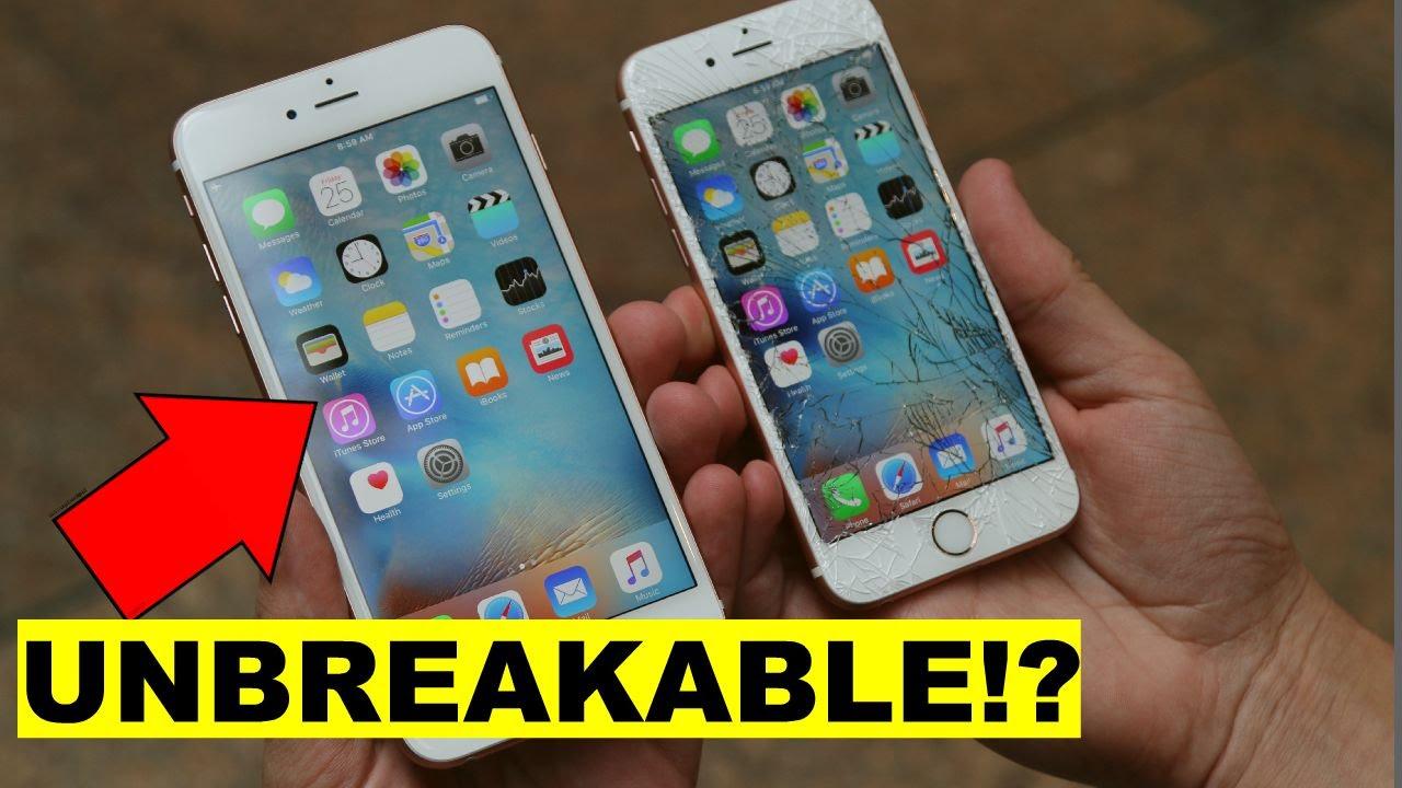 終極測試! iPhone 6s Plus 10呎drop test 都無事