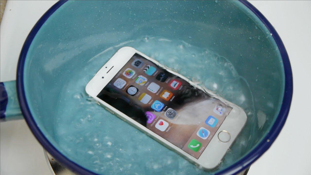 真正新鮮滾熱辣  水煮 iPhone 6s 之後仍然生猛