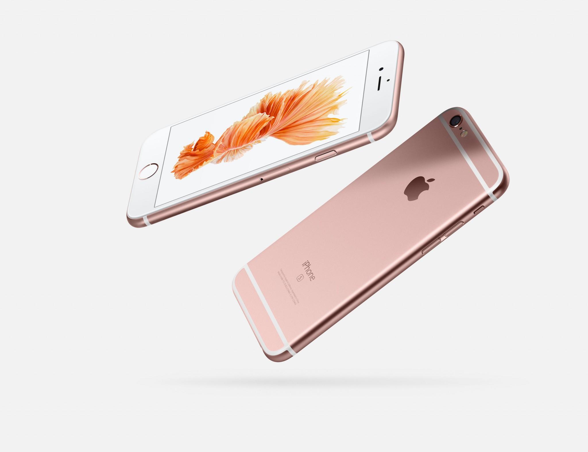 iPhone 6s上台出機 攻略 「資料篇」