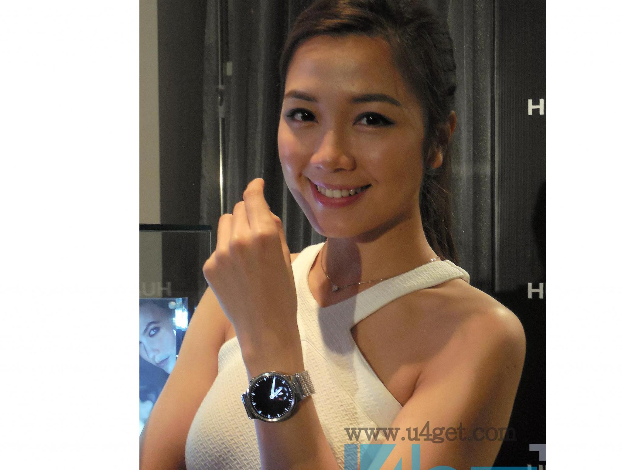 Huawei Watch 現身 | 續航力隨時不足一日?