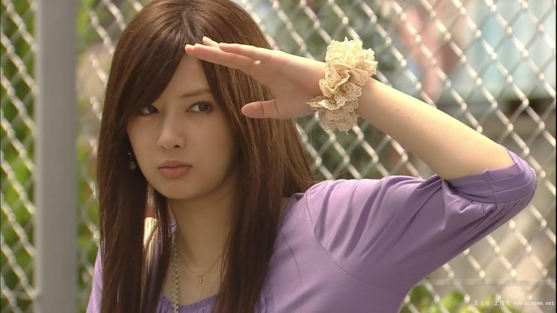 日本女士最唔想似北川景子  原因係「 怪你過份美麗! 」