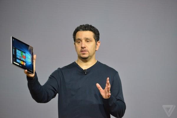 Surface Pro 4 正式發布 | 同場加映 Lumia 二千萬像素新機