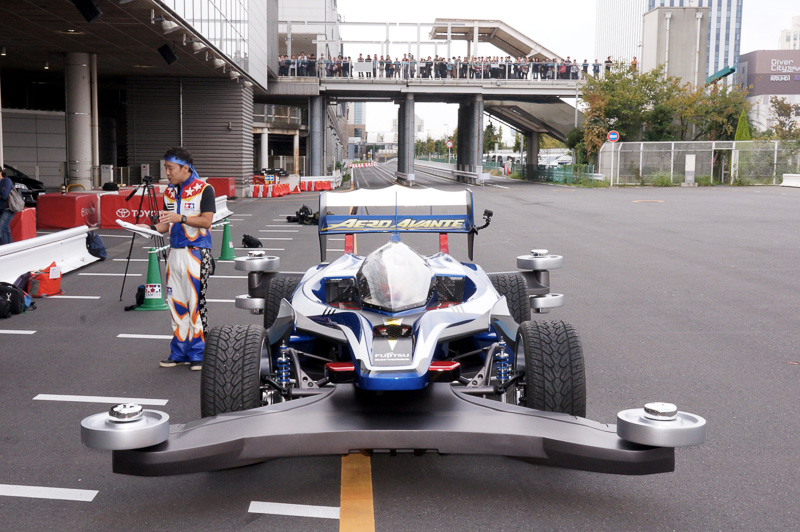 田宮模型變真車 | Aero Avante放大版 極速180km/h