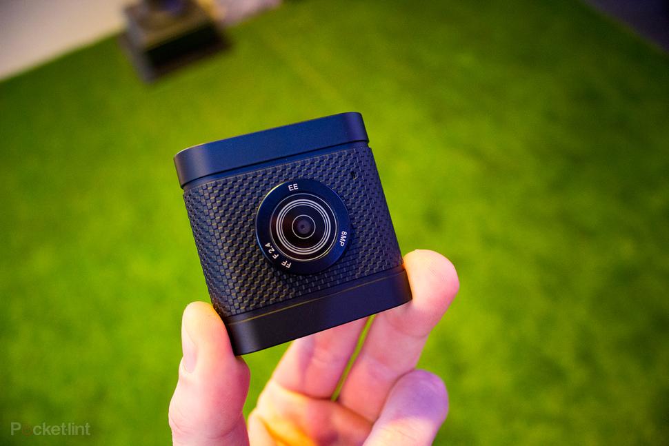 只重 90g 但內置 4G | 4GEE Capture Cam 接通所有裝置