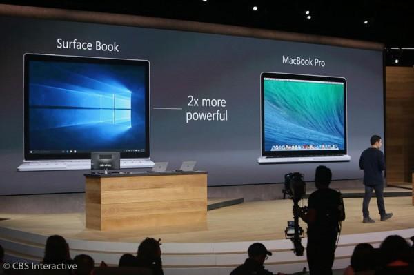 號稱最薄、最強的PC  |  Surface Book 定 iPad Pro ?