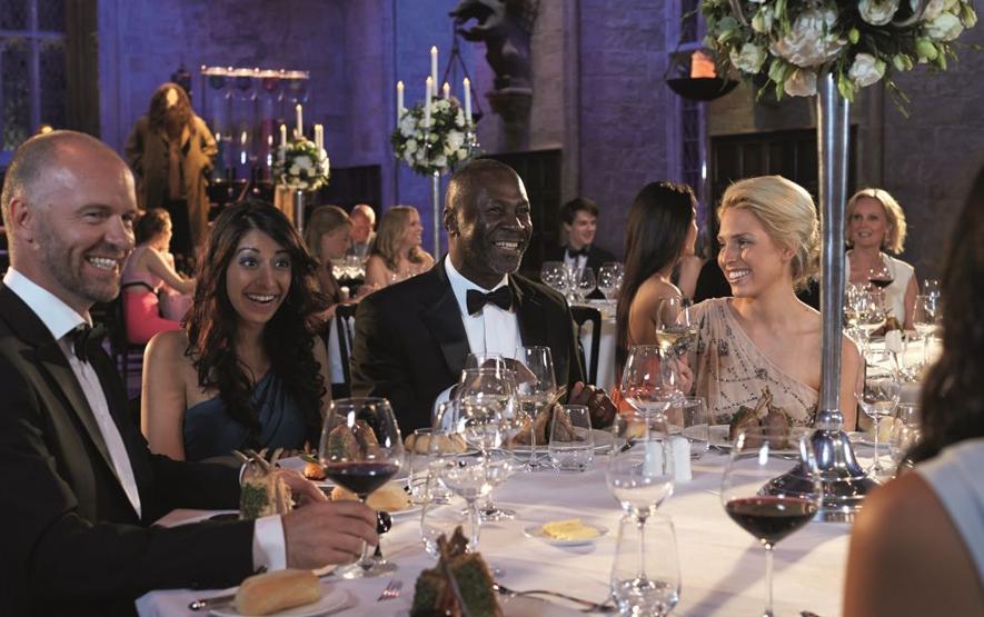 開放《 哈利波特 》倫敦場景 | 親身入霍格華茲禮堂開餐