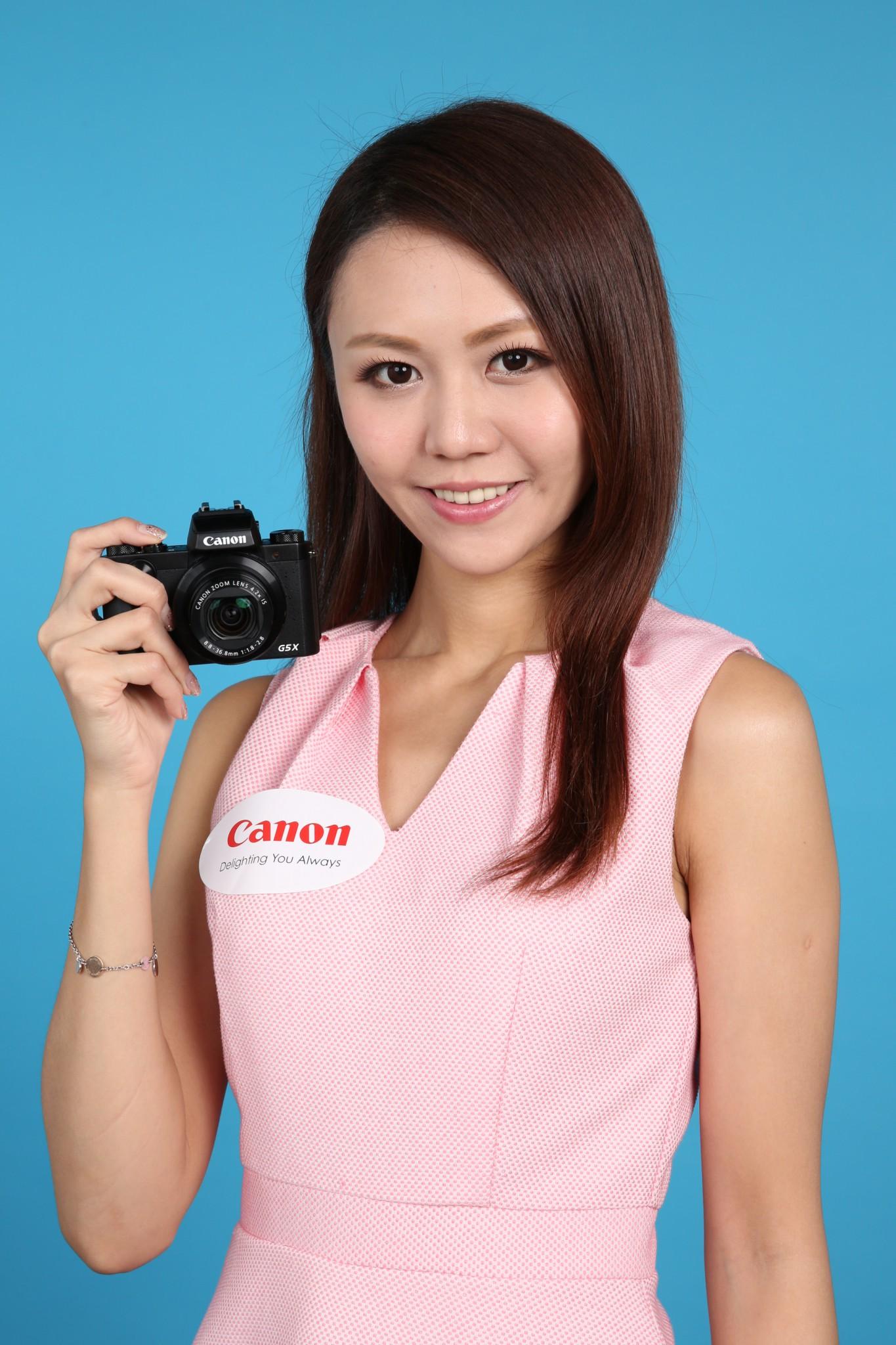 1 吋感光元件新機 | Canon PowerShot G5 X 、 G9 X 登場