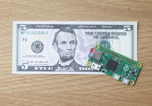 Raspberry Pi 有新玩具 | 可寫程式底板 Zero 只賣 $39