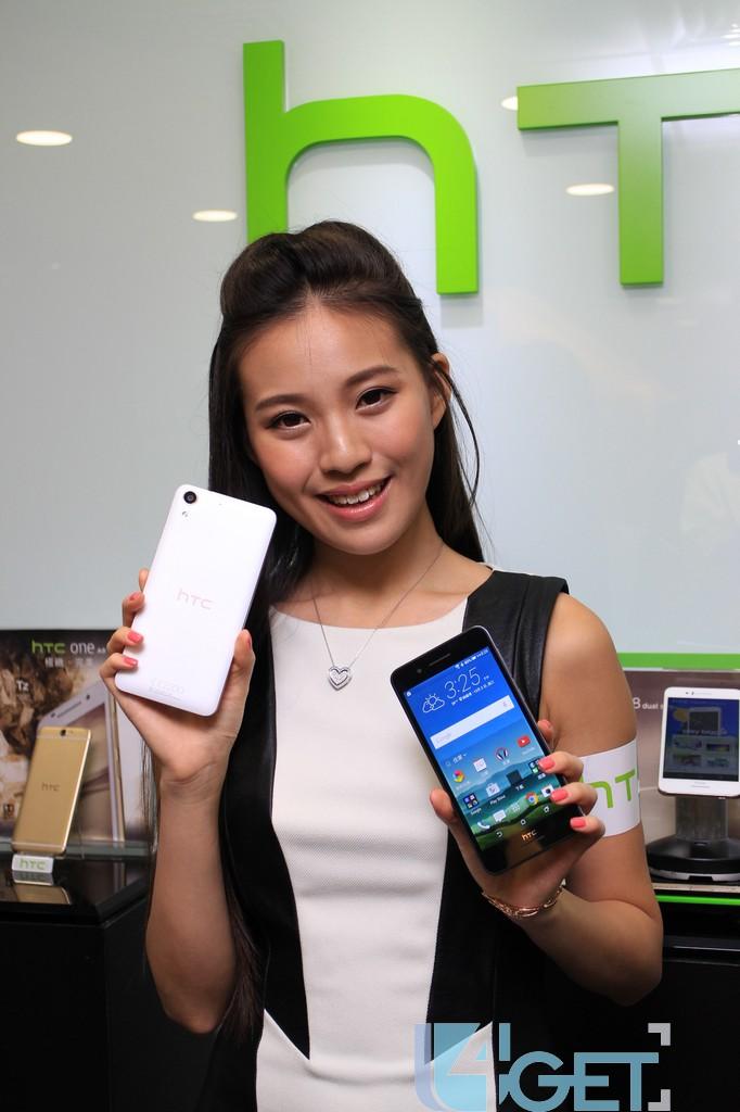 真雙卡雙待 |中階機 HTC Desire 728
