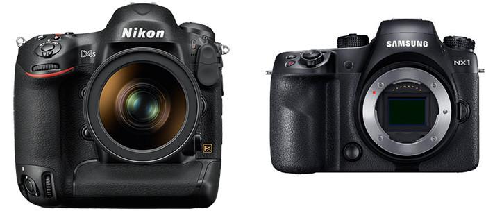 傳 Nikon 收購 NX 相機技術 | Samsung 將退出相機界?